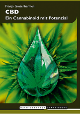Buch CBD — Ein Cannabinoid mit Potenzial
